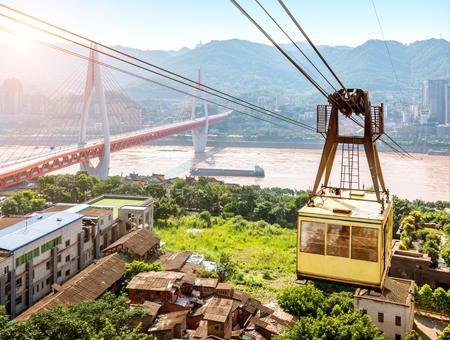 左眼大哥新藏游PART4:绕道网红重庆,难忘精彩旅行