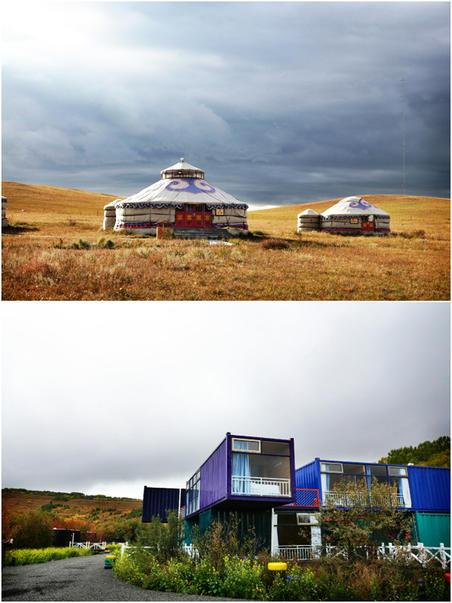 穿越内蒙古:草原后面是森林,森林后面是草原