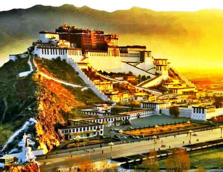 """道途九色,西藏""""骑""""遇记"""