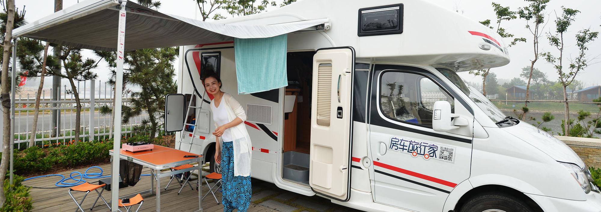 小姐姐们的山东环海房车自驾游 8天 2400公里