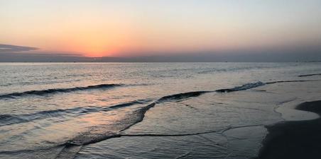 不能许你一个惊艳的北海,只有旅人不匆忙的生活