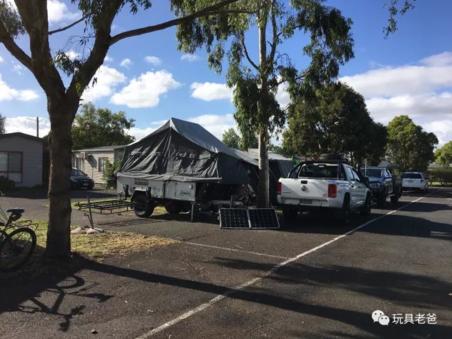 一家人四大两小的澳洲房车亲子游记之二:墨尔本市区、澳网看费德勒【DAY2-6】